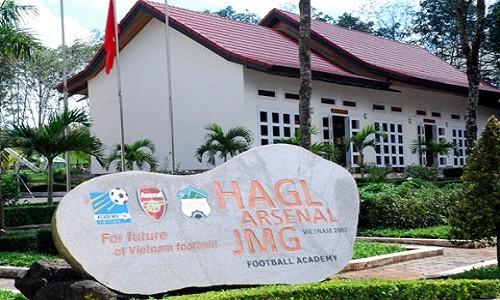 Dạo quanh học viện bóng đá lớn nhất Đông Nam Á tại Việt Nam - anh 1