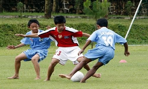 Dạo quanh học viện bóng đá lớn nhất Đông Nam Á tại Việt Nam - anh 7