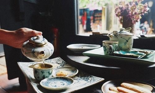 Trải nghiệm thưởng trà ở Reaching Out giữa lòng Hội An - anh 2