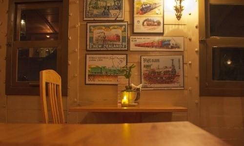 Trải nghiệm quán cà phê hơn 100 tuổi trên toa tàu tại Đà Lạt - anh 4