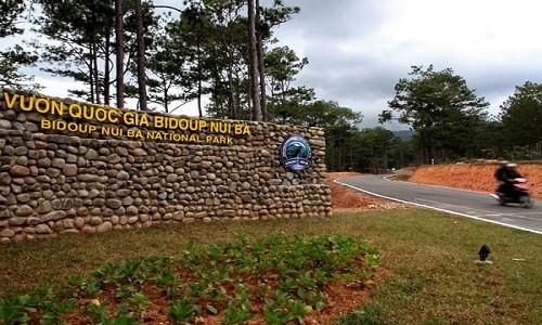 Vườn quốc gia Bidoup Núi Bà điểm đến mới mẻ dành cho giới trẻ - anh 1