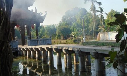 Về thăm làng Nôm - nét đẹp cổ thuần Việt miền đất văn hiến - anh 1