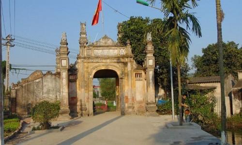Về thăm làng Nôm - nét đẹp cổ thuần Việt miền đất văn hiến - anh 3