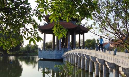 Về thăm làng Nôm - nét đẹp cổ thuần Việt miền đất văn hiến - anh 6