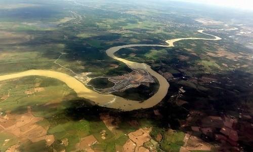 Điểm danh 10 con sông tạo nên dáng hình đất nước - anh 2