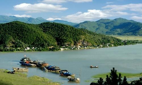 Điểm danh 10 con sông tạo nên dáng hình đất nước - anh 9