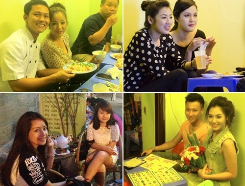 Điểm danh những quán ăn ngon dễ gặp sao Việt ở Hà Nội - anh 5