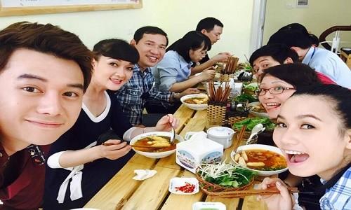 Điểm danh những quán ăn ngon dễ gặp sao Việt ở Hà Nội - anh 6