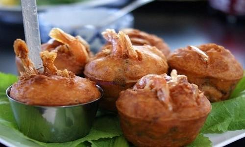 Bánh Cóng - món ăn độc đáo miền đất Mũi Cà Mau - anh 1