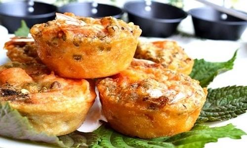 Bánh Cóng - món ăn độc đáo miền đất Mũi Cà Mau - anh 2