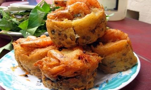 Bánh Cóng - món ăn độc đáo miền đất Mũi Cà Mau - anh 7