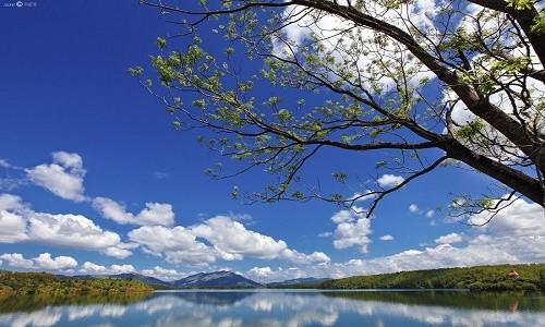 Chiêm ngưỡng vẻ đẹp hồ T'nưng - hồ nước ngọt lớn nhất Tây Nguyên - anh 3