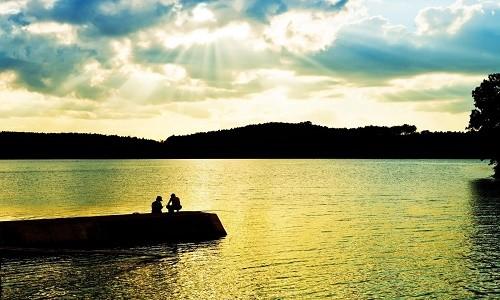 Chiêm ngưỡng vẻ đẹp hồ T'nưng - hồ nước ngọt lớn nhất Tây Nguyên - anh 8