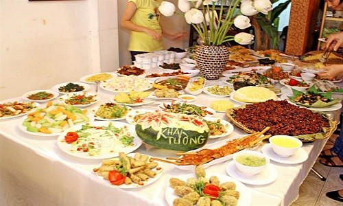 Gợi ý những quán ăn chay thích hợp cho ngày Vu Lan ở Hà Nội - anh 1