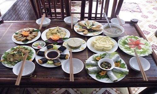 Gợi ý những quán ăn chay thích hợp cho ngày Vu Lan ở Hà Nội - anh 2