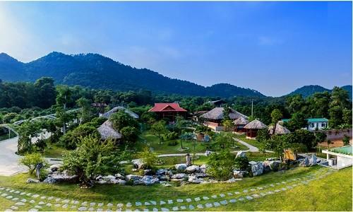 Vườn sinh thái Ngọc Linh - điểm đến mới mẻ ở ngoại ô Hà Nội - anh 1