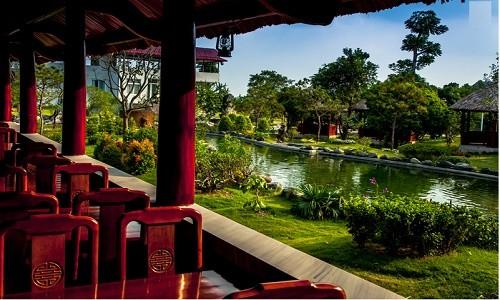 Vườn sinh thái Ngọc Linh - điểm đến mới mẻ ở ngoại ô Hà Nội - anh 2