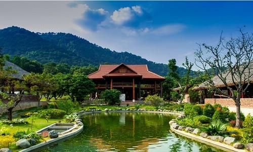 Vườn sinh thái Ngọc Linh - điểm đến mới mẻ ở ngoại ô Hà Nội - anh 3