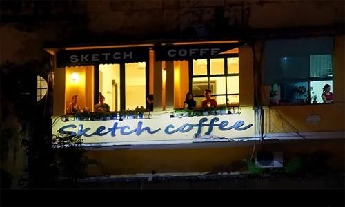 Ngắm trọn trái tim thủ đô từ những quán cà phê view đẹp - anh 4