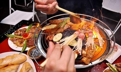 Tản mạn giữa thu với những quán nướng ngon nhất chốn Hà Thành - anh 2