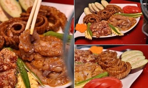 Tản mạn giữa thu với những quán nướng ngon nhất chốn Hà Thành - anh 3