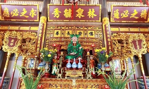 Ghé thăm Thiền viện Trúc Lâm Tây Thiên mùa Vu Lan 2015 - anh 7