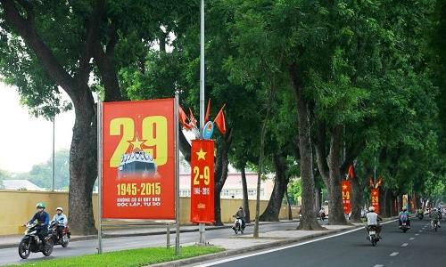 Quảng trường Ba Đình - điểm đến lịch sử ghi dấu ấn 2/9 - anh 8
