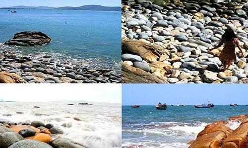 Ghé Bình Định thả mình trong làn nước trong xanh của bãi tắm Hoàng Hậu - anh 3