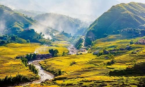 Những điểm đến đẹp đến say lòng ở Việt Nam vào mùa thu - anh 3