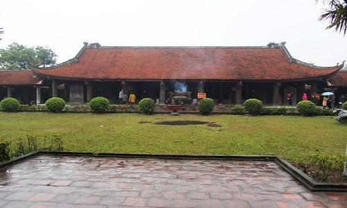 Đến chùa Keo ngắm nhìn cảnh quan đẹp tựa tranh vẽ của miền đất lúa - anh 5
