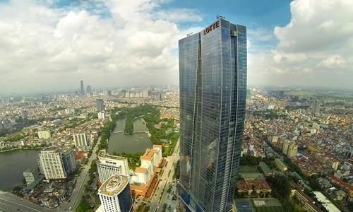 Top 5 khách sạn sang trọng bậc nhất chốn Hà Thành - anh 1