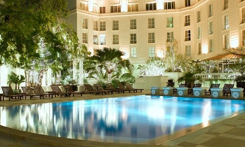 Top 5 khách sạn sang trọng bậc nhất chốn Hà Thành - anh 3