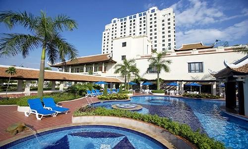 Top 5 khách sạn sang trọng bậc nhất chốn Hà Thành - anh 5