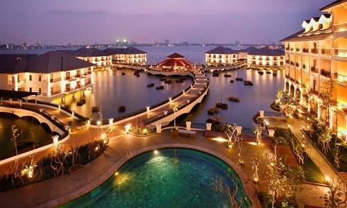 Top 5 khách sạn sang trọng bậc nhất chốn Hà Thành - anh 8
