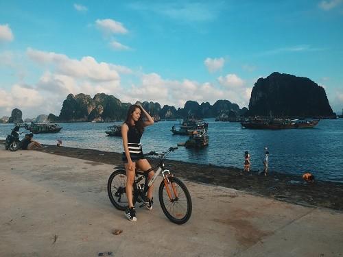 Ca sĩ Emily mong muốn đặt chân đến thiên đường nghỉ dưỡng Maldives - anh 4