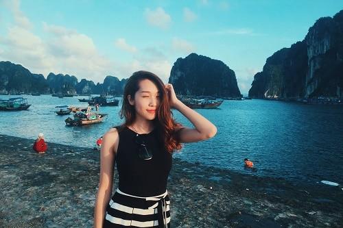 Ca sĩ Emily mong muốn đặt chân đến thiên đường nghỉ dưỡng Maldives - anh 5