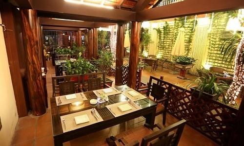 Khám phá ẩm thực vườn trong phố ngay lòng Hà Nội - anh 2