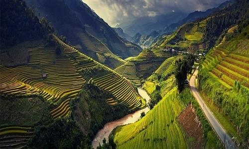 Sông Nho Quế - vẻ đẹp mê hồn của dòng sông trên cao nguyên đá - anh 4