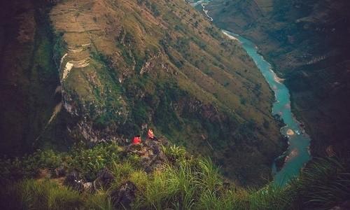 Sông Nho Quế - vẻ đẹp mê hồn của dòng sông trên cao nguyên đá - anh 5