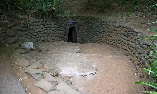Địa đạo Vịnh Mốc - điểm đến lịch sử xứng tầm di sản văn hóa thế giới - anh 1