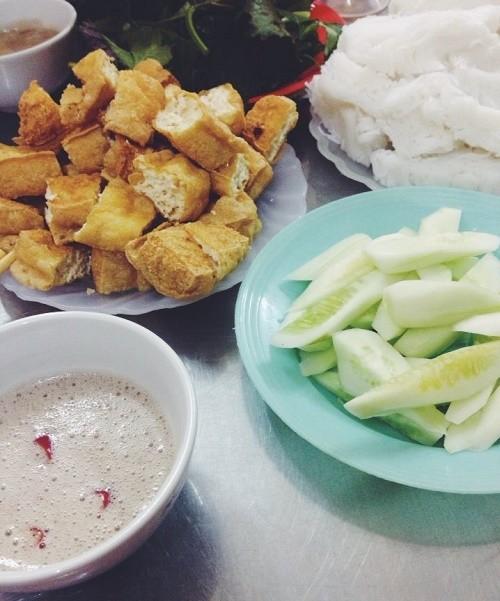 Ngõ Phất Lộc - thiên đường ẩm thực Hà Thành - anh 2