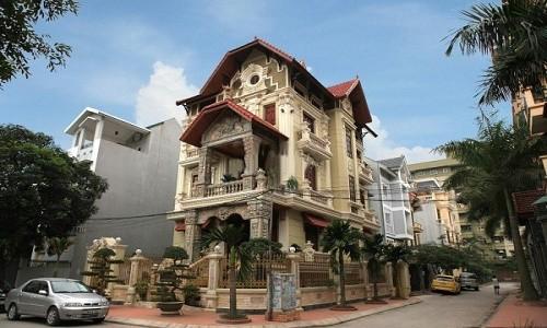 Điểm danh những tòa biệt thự có kiến trúc đẹp ngay lòng Hà Nội - anh 2