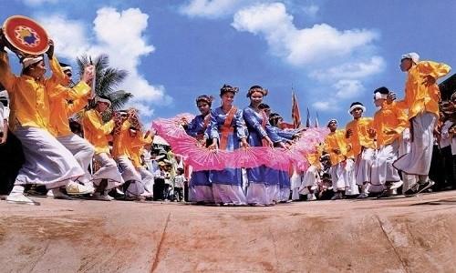 Tháng 10, ghé Ninh Thuận tham dự lễ hội Kate - anh 1