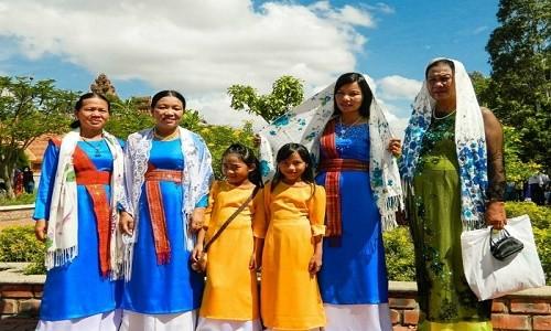Tháng 10, ghé Ninh Thuận tham dự lễ hội Kate - anh 3