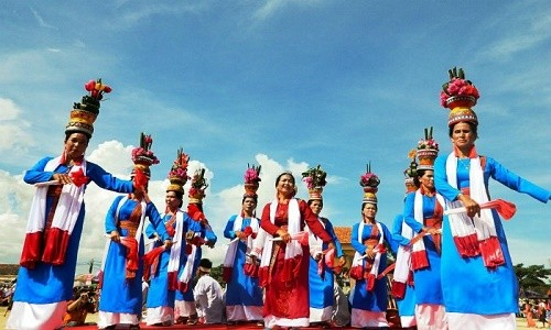 Tháng 10, ghé Ninh Thuận tham dự lễ hội Kate - anh 4