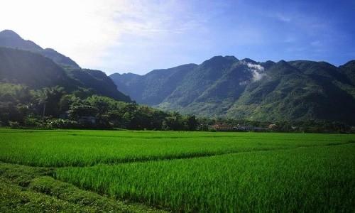 Thung lũng Ba Khan - điểm đến cuối tuần cực đẹp gần Hà Nội - anh 5
