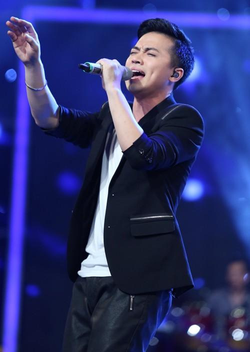 Chàng trai Việt kiều - Trọng Hiếu bùng nổ trong Gala 1 Vietnam Idol - anh 10