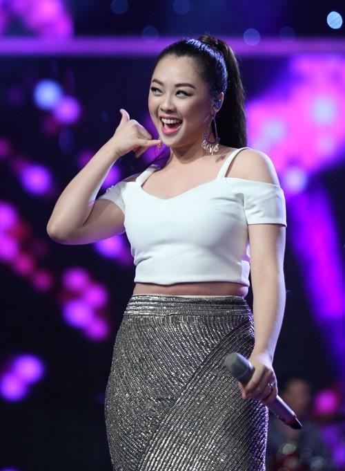 Chàng trai Việt kiều - Trọng Hiếu bùng nổ trong Gala 1 Vietnam Idol - anh 11