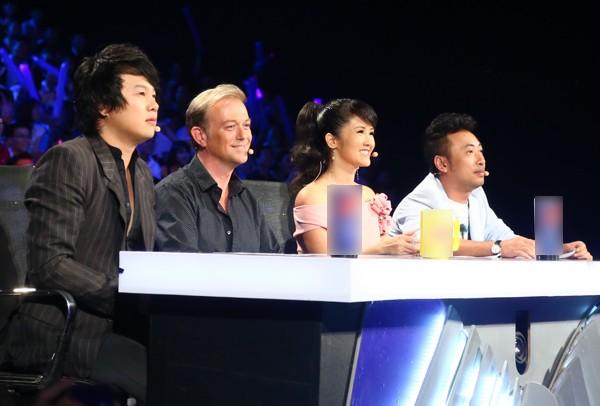 Chàng trai Việt kiều - Trọng Hiếu bùng nổ trong Gala 1 Vietnam Idol - anh 1