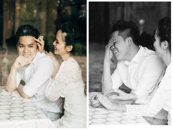 Vợ chồng Diễm Hương tung ảnh cưới lãng mạn tại Đà Lạt - anh 11